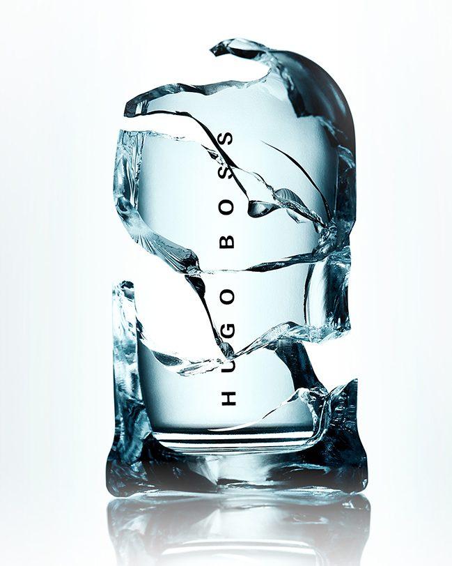 image flacon de parfum Hugo Boss