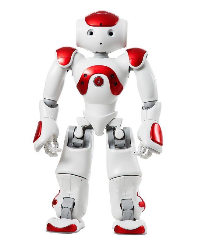 360 degré du robot Nao