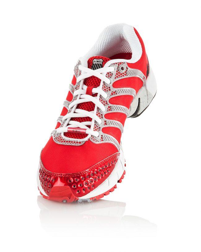 Animation 360° d'une chaussure de running